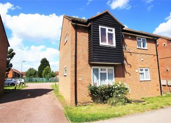 Thumbnail 1 bed flat to rent in Bardfield Way, Rayleigh