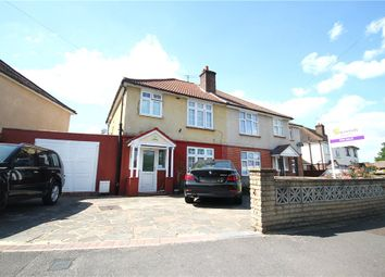 Thumbnail 3 bed semi-detached house for sale in Princess Road, Woking, Surrey
