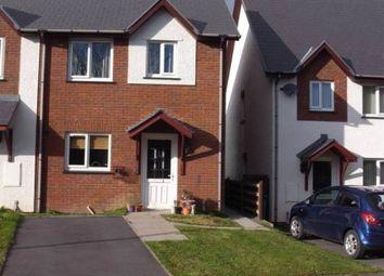 Thumbnail 3 bed property to rent in Y Gerddi, Blaenplwyf, Aberystwyth