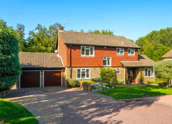 Thumbnail 4 bed detached house for sale in Poulters Wood, Keston, Kent