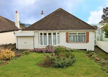Thumbnail 2 bedroom detached bungalow for sale in Baymount Road, Paignton