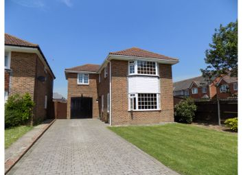 Thumbnail 4 bed detached house for sale in Ashdown Close, Angmering, Littlehampton