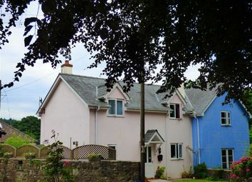Thumbnail 3 bed semi-detached house for sale in Llandogo, Monmouth