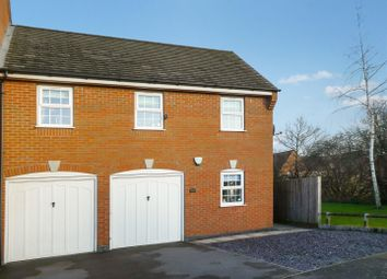Thumbnail 2 bed detached house for sale in Anglia Drive, Church Gresley