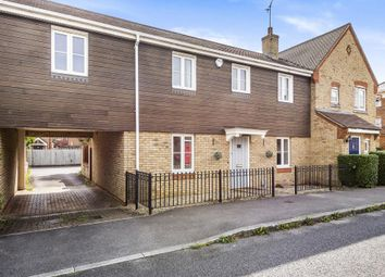 Thumbnail 4 bed terraced house for sale in Fleet, Hampshire