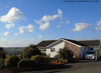 Thumbnail 4 bed bungalow for sale in Kingskerswell, Newton Abbot, Devon