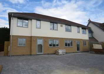 Thumbnail 3 bedroom semi-detached house for sale in Henley Road, Shillingford, Wallingford