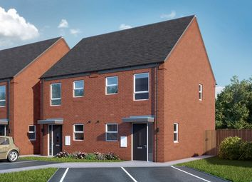 Thumbnail 2 bed property for sale in The Sycamore, 7 Angle Close, Swadlincote, Woodville, Derbyshire