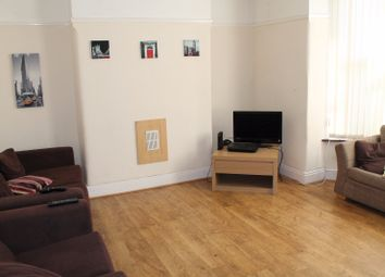 Thumbnail 6 bedroom terraced house to rent in Ashfield, Liverpool