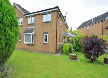 Thumbnail 3 bed semi-detached house for sale in Heys Court, Oswaldtwistle, Accrington