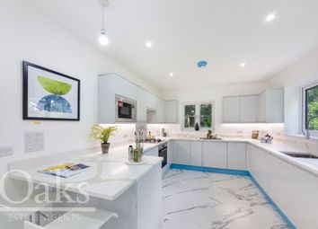 Thumbnail 4 bed detached house for sale in Ian Austin Mansions, Harewood Road, South Croydon