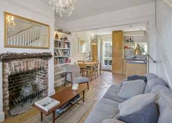 Thumbnail 2 bed terraced house to rent in Topsfield Cottages, Back Lane, Crouch End, London