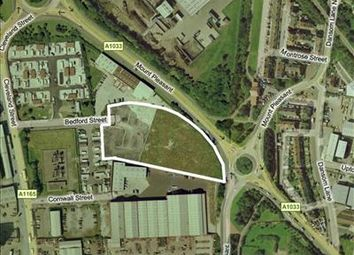 Thumbnail Land for sale in Bedford Street/ Mount Pleasant, Hull, East Yorkshire
