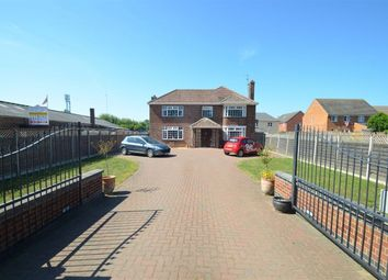 Thumbnail 4 bed property to rent in Spalding Road, Deeping St. James, Peterborough