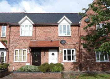 Thumbnail 2 bed terraced house for sale in The Pines, Warford Park, Faulkners Lane, Knutsford