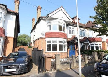 Thumbnail 4 bed semi-detached house to rent in Parkhill Road, North Chingford, London