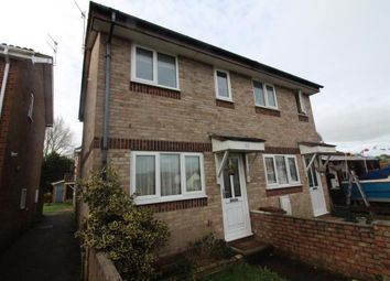 Thumbnail 2 bed end terrace house for sale in Fieldfare Close, Weymouth, Dorset