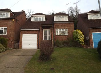 Thumbnail 3 bed detached house for sale in Badgers Way, Marlow, Buckinghamshire
