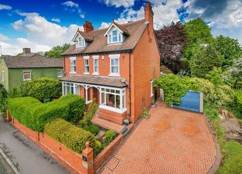 Thumbnail 3 bedroom semi-detached house for sale in Regent Street, Wellington, Telford, Shropshire