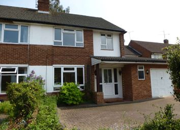 Thumbnail 3 bedroom detached house to rent in Falstaff Avenue, Earley, Reading