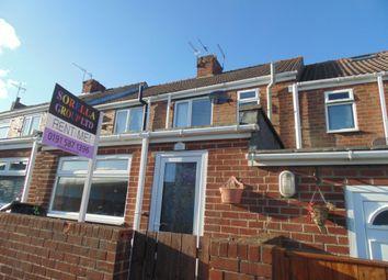 2 bed terraced house to rent in Hudson Avenue, Horden, Peterlee SR8