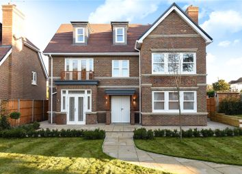 Thumbnail 5 bed detached house for sale in Pinner Road, Watford, Hertfordshire