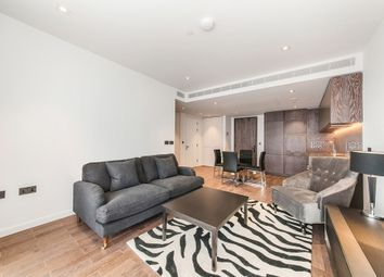 Thumbnail 1 bed flat to rent in Kirtling Street, London