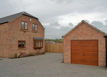 Thumbnail 4 bed detached house for sale in Orchard View, North Wingfield, Chesterfield
