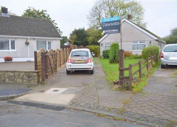 Thumbnail 3 bedroom detached bungalow for sale in Summerland Park, Upper Killay, Swansea