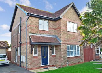 Thumbnail 3 bed detached house for sale in Woodborough Close, Bracklesham Bay, Chichester, West Sussex