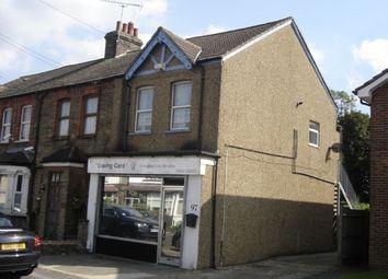 Thumbnail 1 bedroom flat to rent in Chaldon Road, Caterham