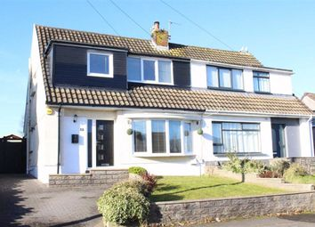 Thumbnail 3 bedroom semi-detached house for sale in Pen Y Fro, Dunvant, Swansea