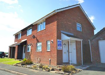 Thumbnail 2 bedroom end terrace house to rent in Wordsworth Avenue, Priory Park, Haverfordwest