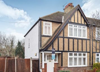 Thumbnail 3 bed end terrace house for sale in The Quadrant, London
