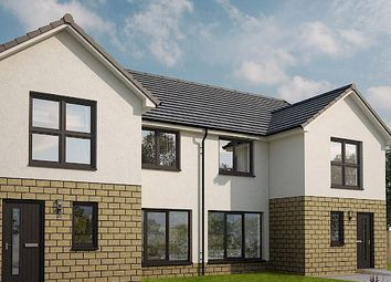Thumbnail 3 bed semi-detached house for sale in Almondell At Ochiltree Drive, Mid Calder, Livingston