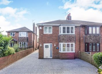 Thumbnail 3 bed semi-detached house for sale in Himley Road, Gornal Wood