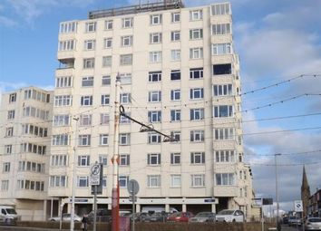 Thumbnail 2 bed flat for sale in Regent Court, 204 Promenade, Blackpool, Lancashire