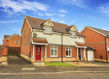 Thumbnail 2 bed semi-detached house for sale in Ingleby Way, Blyth, Northumberland