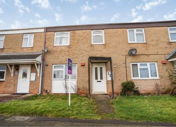 Thumbnail 3 bed terraced house for sale in Kingswood Road, Nuneaton