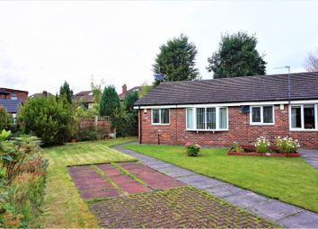 Thumbnail 2 bed semi-detached bungalow for sale in Nunfield Close, Manchester