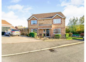 Thumbnail 4 bed detached house for sale in Mountain View, Tonyrefail