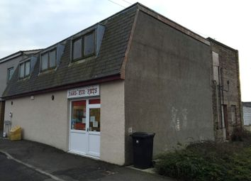 Thumbnail Commercial property for sale in 12 A Bank Street, Penicuik