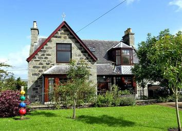 Thumbnail 5 bed detached house to rent in Daviot, Inverurie