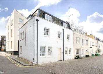 Thumbnail 5 bed mews house to rent in Napier Place, Kensington, London