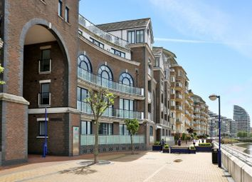 Thumbnail 3 bed flat for sale in Ivory West, Clove Hitch Quay, Battersea