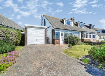 Thumbnail 3 bed semi-detached house for sale in Chichester Drive West, Saltdean, Brighton, East Sussex