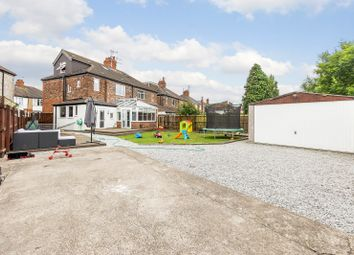 Thumbnail 4 bed semi-detached house for sale in Hamlyn Avenue, Hull