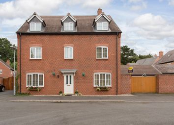 Thumbnail 5 bedroom detached house for sale in Shoveller Drive, Apley, Telford, Shropshrie