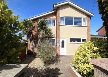 Thumbnail 4 bed detached house for sale in Mold Road, Mynydd Isa, Flintshire