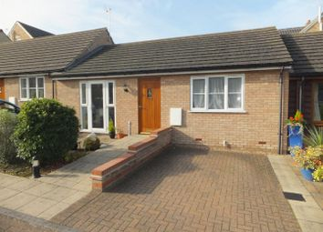 Thumbnail 1 bed terraced bungalow to rent in Hunts End Court, Buckden, St. Neots